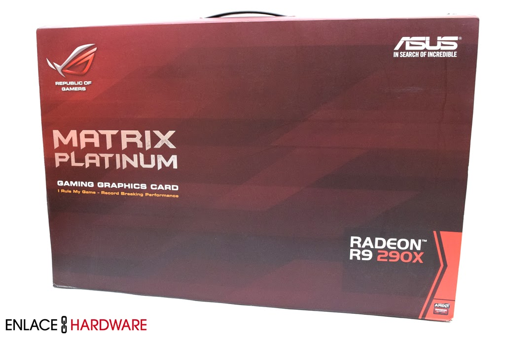 ASUS R9 290X Matrix Platinum