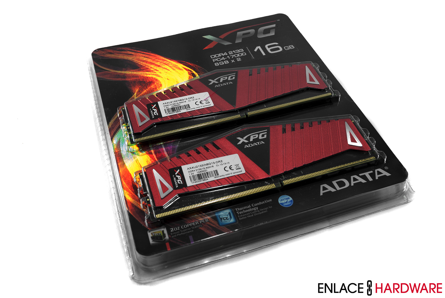 ADATA XPG Z1 16GB 2133MHz Review