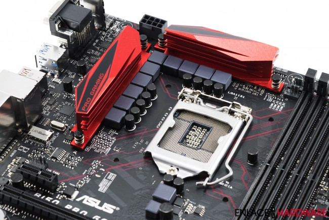 ASUS B150 Pro Gaming Aura Review 6