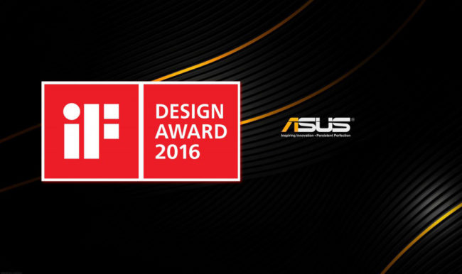 iF Product Design Awards 2016