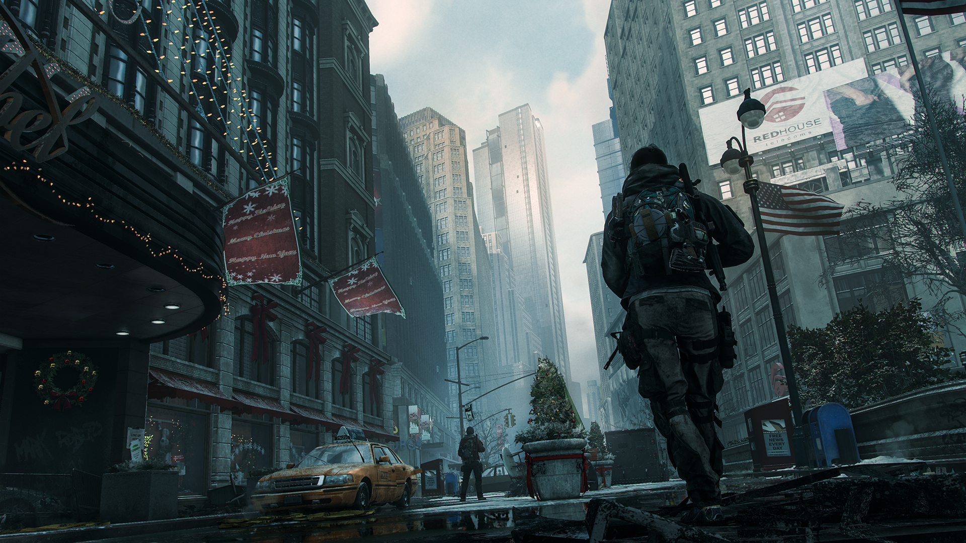 Tom Clancy's The Division Review 1