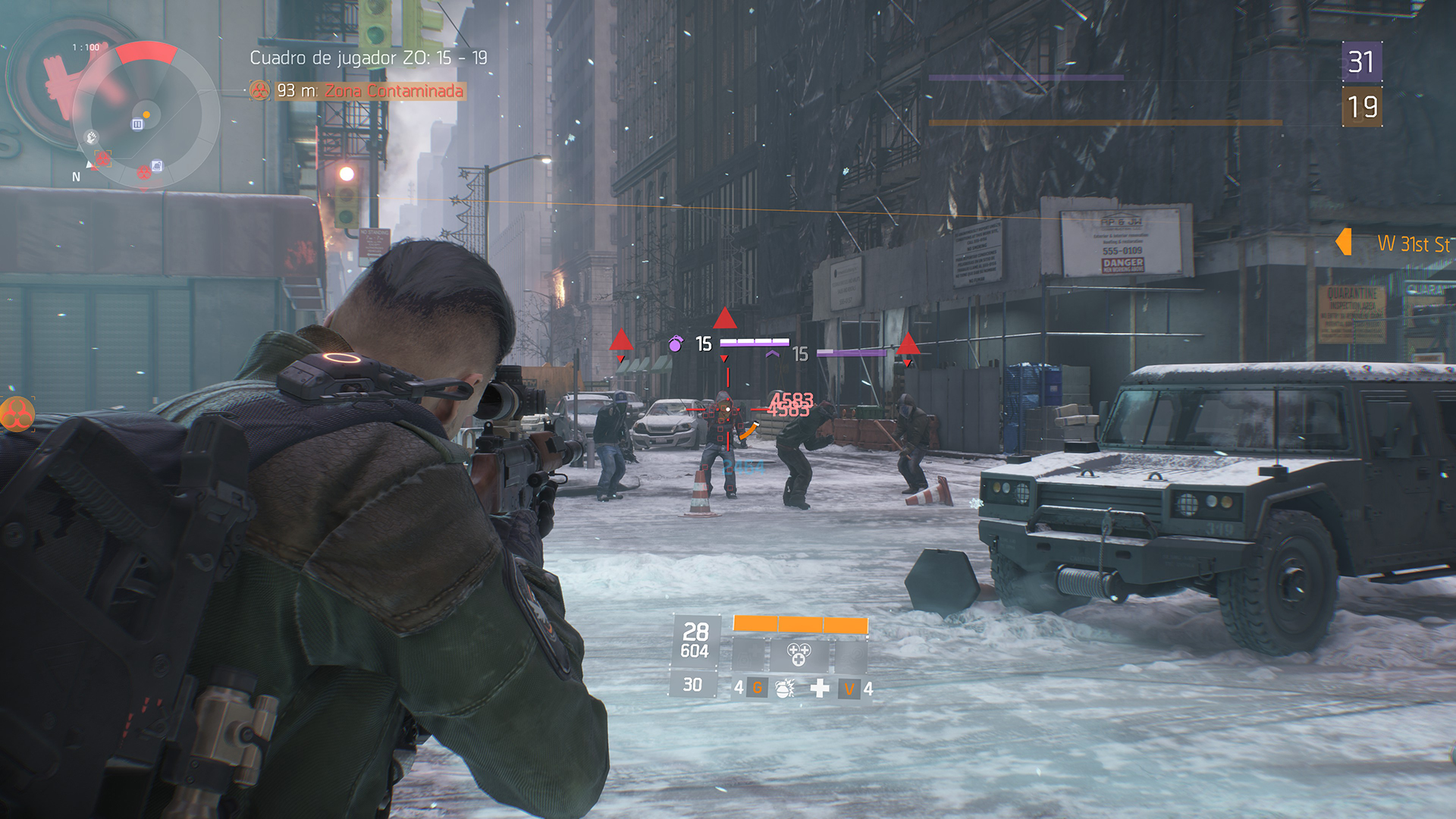 Tom Clancy's The Division Review 11