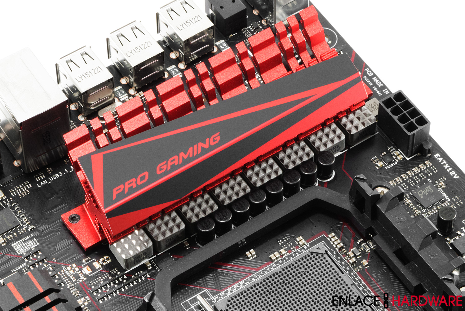 ASUS 970 Pro Gaming Aura Review 6