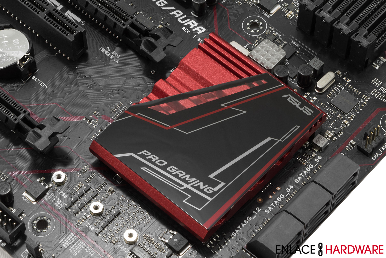 ASUS 970 Pro Gaming Aura Review 9