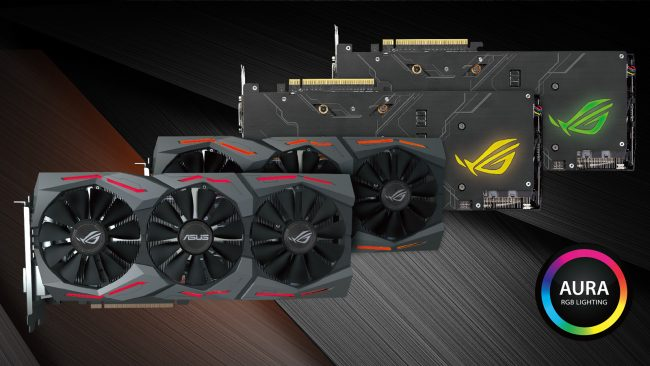 (B) ASUS STRIX GTX 1070 DISPONIBLE