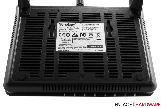 Synology RT1900ac Review 10