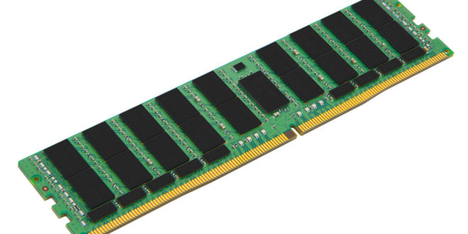 Módulos Kingston Server Premier DDR4-2666 reciben validación de la plataforma Intel Purley