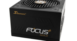 Seasonic Focus Plus 850W Gold Review