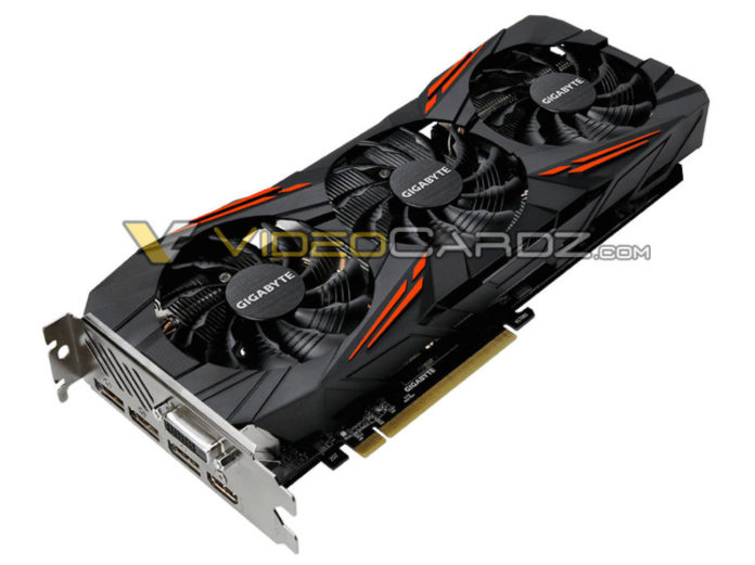 Gigabyte GeForce GTX 1070 Ti Gaming