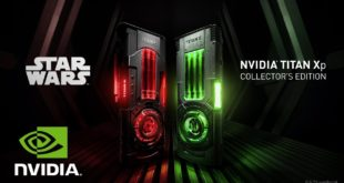 GTX TITAN Xp edición Star Wars