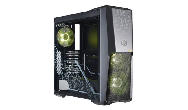 MasterBox MB500 TUF Gaming Edition