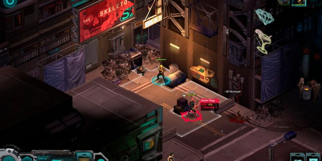 Descarga Shadowrun Returns Deluxe de manera gratuita