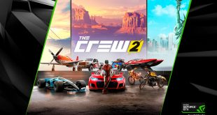 Driver NVIDIA Game Ready para The Crew 2