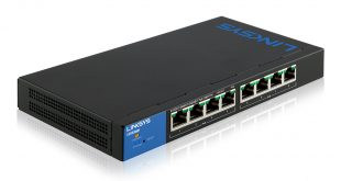Linksys Switch Gigabit POE+ Inteligente