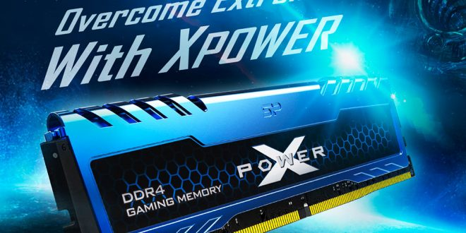 XPOWER AirCool y Turbine, nuevas memorias gaming de Silicon Power