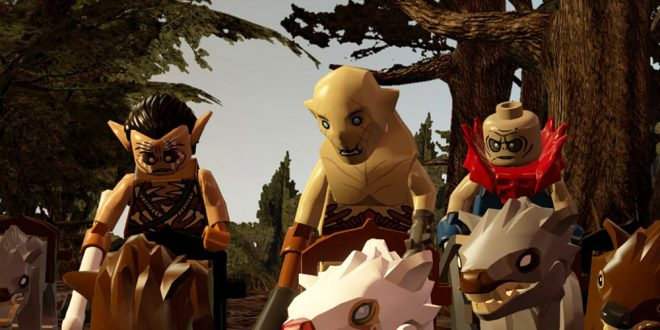Descarga LEGO The Hobbit completamente gratis