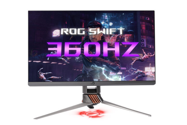 ROG Swift 360Hz