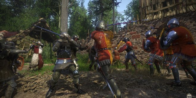 Kingdom Come: Deliverance gratis hasta el 20 de febrero