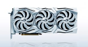 Strix GeForce RTX 2080 SUPER White Edition