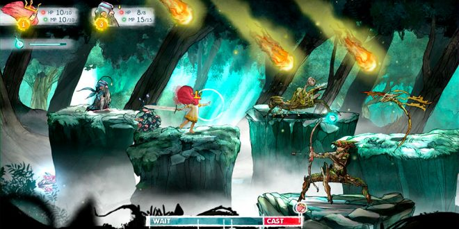 Child of Light para PC se puede descargar gratis en Uplay