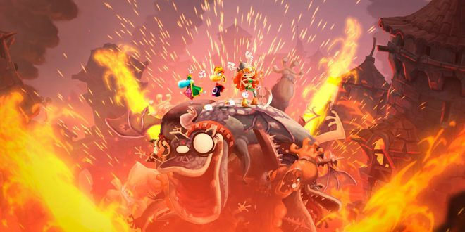 Rayman Legends está disponible para descarga gratis