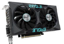 GeForce GTX 1650 D6 Eagle OC 4G
