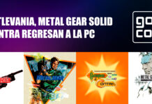 Castlevania, Metal Gear Solid y Contra regresan a la PC